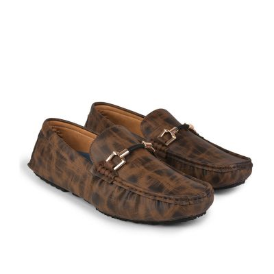 Gliders By Liberty Mens Casual Brown Non Lacing Gliders