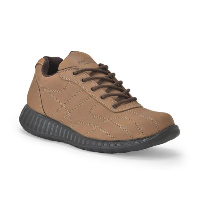 Force 10 Men's Brown Sports Lacing (9906-05) Force 10