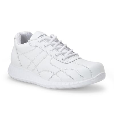 Force 10 Men's White Sports Lacing (9906-05) Force 10