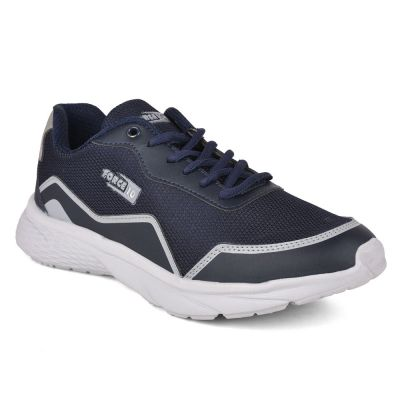 Force 10 Mens Blue Sports Running Shoes  (ALFIE-1E) Force 10