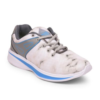 Force 10 By Liberty Light Grey Sports Running Shoes For Womens (ALLISON ) Force 10