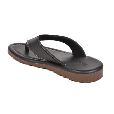 Coolers Black Casual Flip Flop Slippers For Mens (ALTROZ ) Coolers