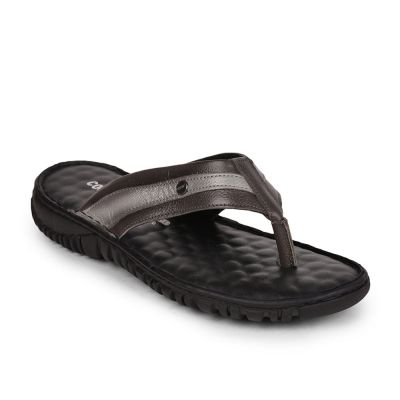 Coolers By Liberty Mens Casual Black Slippers Coolers