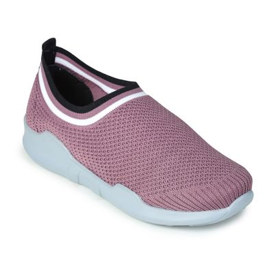 Force 10 By Liberty Womens Sports Walking Shoes - Pink (AVILA-12) Force 10