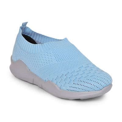 Force 10 By Liberty Sky Blue Casual Sports Shoes For Womens (AVILA-24) Force 10