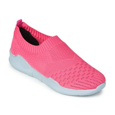 Force 10 By Liberty Womens Sports Walking Shoes - Pink (AVILA-24) Force 10