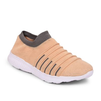 Force 10 By Liberty Peach Casual Sports Shoes For Womens (BING) Force 10