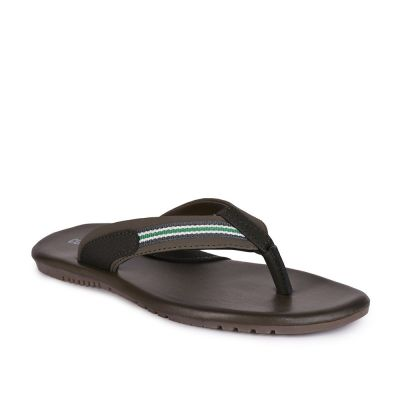 Coolers Mens Olgreen Casual Thong Slippers (BRYSON-1E) Coolers