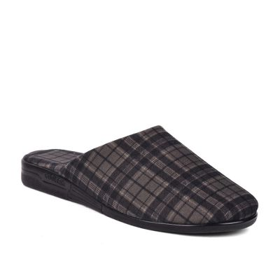 Gliders Mens Brown Casual Slippers (CARPET-M1) Gliders