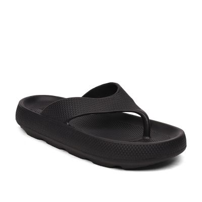 A-HA By Liberty Black Slippers For Womens (COMFYWALK2) A-HA