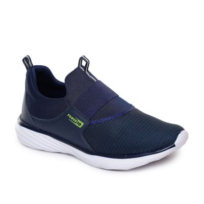Force 10 Men's N.Blue Sports Non Lacing Force 10