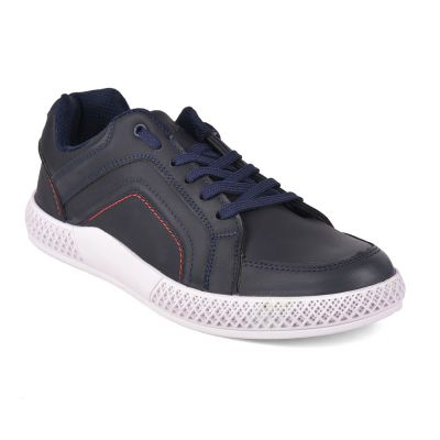 Gliders Mens Navy Blue Sports Running Shoes  (FELIX-1ME) Gliders
