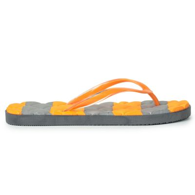 AHA By Liberty Womens Bin Flip Flop - Orange (HIMANI-1) A-HA