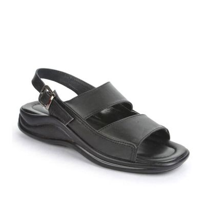 Coolers Men's Black Formal Sandal (2013-24) No