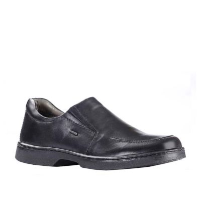 Windsor Men's Black Formal Non Lacing (2046-08) No