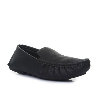 Gliders Men's Black Casual Non Lacing (2101-82) No