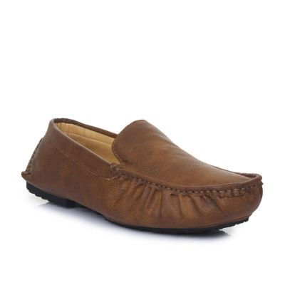 Gliders Men's Tan Casual Non Lacing (2101-82) No