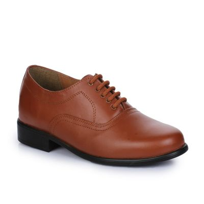 Fortune Men's Tan Formal Lacing (7168-04) Fortune
