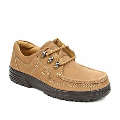 Windsor Men's Camel Casual Lacing (7190-142) Windsor