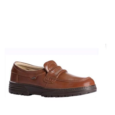 Windsor Men's Brown Formal Non Lacing (7190-54) No