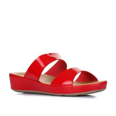 Healers By Liberty Red Fashion Womens Slippers (BMT-2) Healers