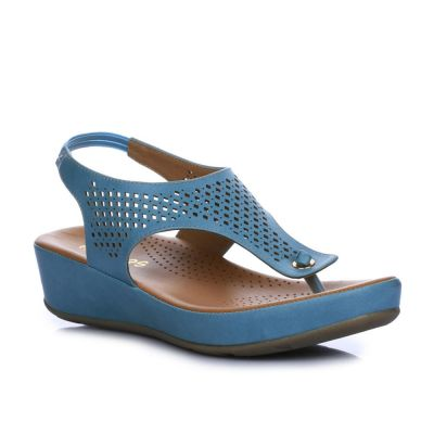 Healers Women's Blue Fashion Sandal (BMT-3) Healers