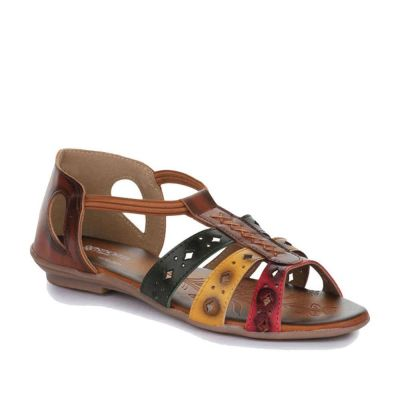 Senorita Women's Brown Casual Sandal (CH-07) Senorita