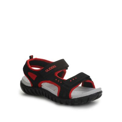 Gliders Kids Red Casual Sandal (CONNER) No