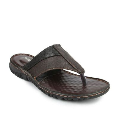 Coolers Men's Brown Casual Thong (CSS-010) Coolers