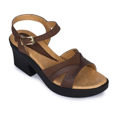 Senorita Women's Brown Casual Sandal (DN5-07) Senorita
