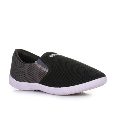Gliders Men's Black Sporty Casual Non Lacing (EAGLE-2) No