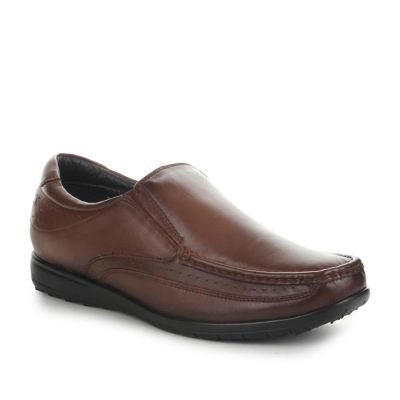 Healers Men's Tan Formal Lacing (FL-1415) No