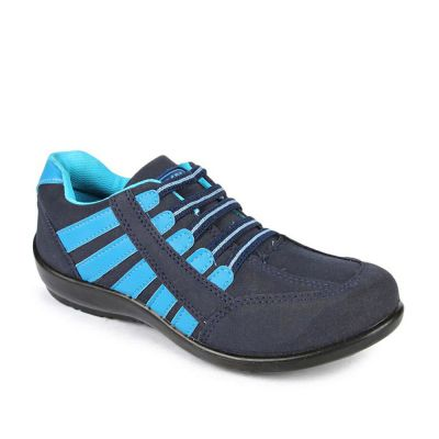 Gliders Women's Blue Sporty Casual Non Lacing (GARGI-01) No
