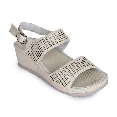 Healers Women's Beige Fashion Sandal (GI-RNRS08) No