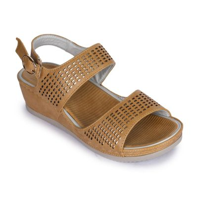 Healers Women's Tan Fashion Sandal (GI-RNRS08) No