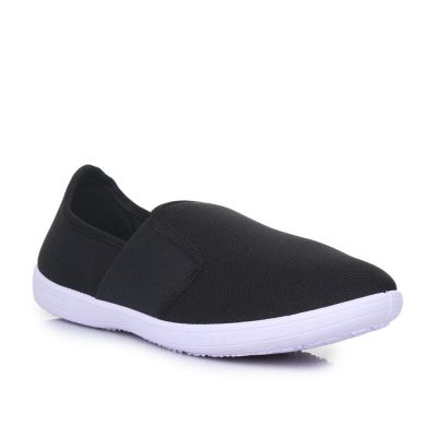 Gliders Men's Black Casual Non Lacing (HARVEY-3) No