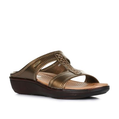 Senorita Women's Copper Fashion Slippers (JL-65) No