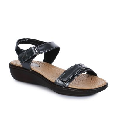 Senorita Women's Gunmetal Fashion Sandal (JL-81) No