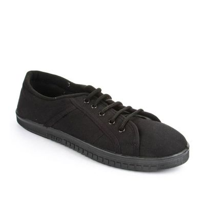 Gliders Men's Black Casual Lacing (JUMPER-E) Gliders