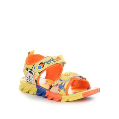 Lucy & Luke Kids Yellow Casual Sandal (KLD-001) No