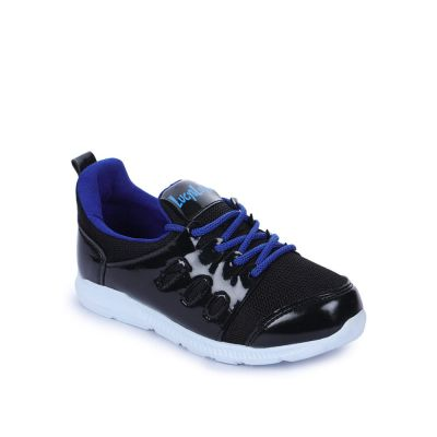 Force 10 Kids Blue Sports Lacing (KPL-13) No