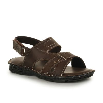 Coolers Men's Brown Casual Sandal (LPC-1) Coolers