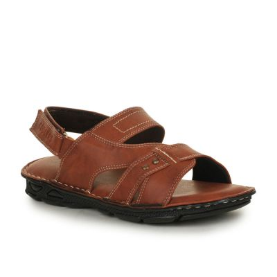 Coolers Men's Tan Casual Sandal (LPC-1) Coolers