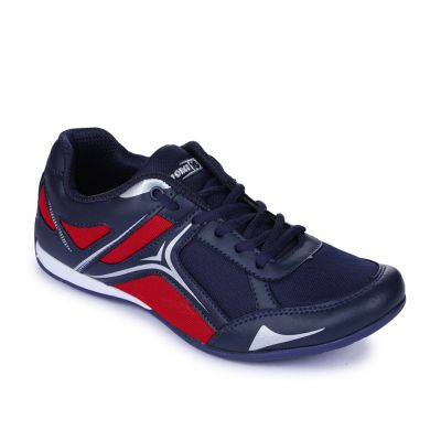 Force 10 Men's Blue Sports Lacing (LS-2005) Force 10