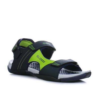 Coolers Men's Green Sporty Casual Sandal (LXI-11) Coolers