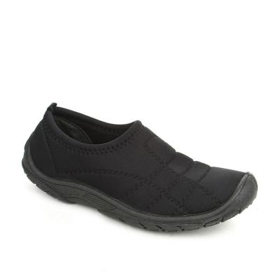 Gliders Women's Black Casual Ballerina (MAC) No