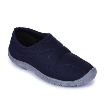 Gliders Women's Blue Casual Ballerina (MAC) No