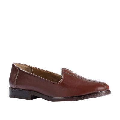 Fortune Men's Brown Casual Non Lacing (NAGRA) Fortune
