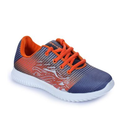 Force 10 Women's Orange Sports Lacing (RONNIE-8) Force 10