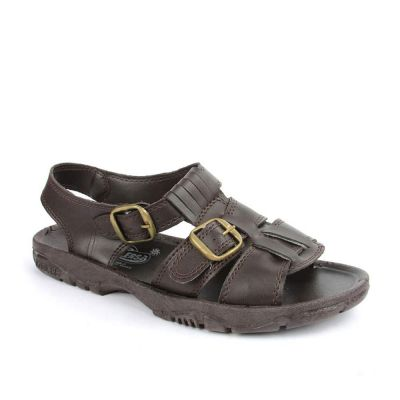 Coolers Men's Brown Casual Sandal (SEMSON-N) Coolers